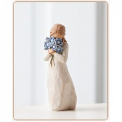 Willow Tree - Forget-me-not - Ne m'oublie pas