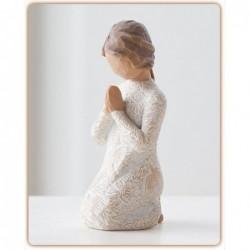 Willow Tree - Prayer of Peace - Prière de Paix