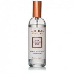Parfum d'intérieur en spray - Fleur d'Amandier - Collines de Provence - 100ml