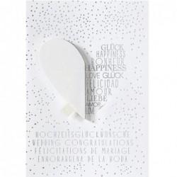 Carte postale - Mariage - Rader