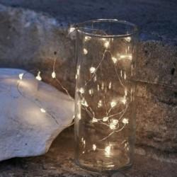 Guirlande lumineuse LED - Sirius - Laerke - Petits coeurs