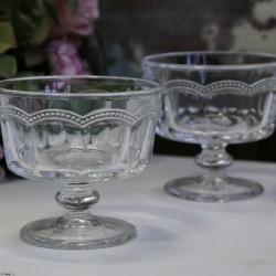 Coupe à glace Antoinette - Chic Antique