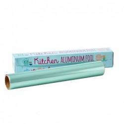 Papier aluminium 10m - Rice - Bleu