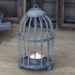 Photophore - Cage à oiseaux - Chic Antique