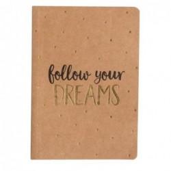 Carnet - Follow your dreams - Sass & Belle