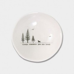 Coupelle porcelaine - East of India - Loved