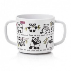 Tasse 2 anses - Pandas - Tyrrell Katz