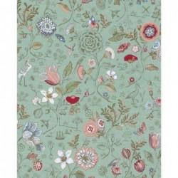 Papier peint - Spring to life - Vert - ref 375002