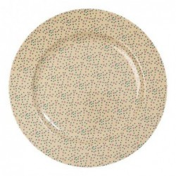 Plat 36cm - Mélamine - Rice - Connecting the dots