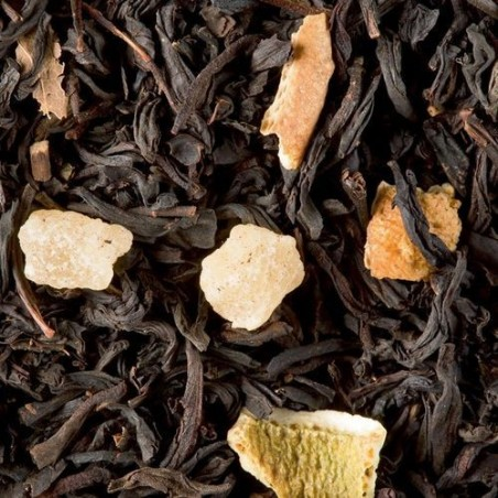 Thé noir parfumé - Dammann Frères - Noël à Vienne - 100g