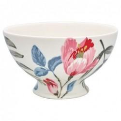 Bol faïence - Grand modèle - Greengate - Magnolia white