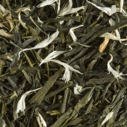 Thé vert parfumé - Damman Frères - Kiwi Fukuyu - 100g