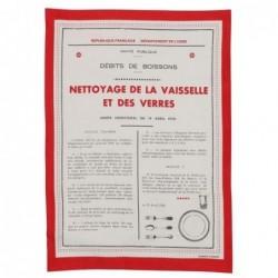 Torchon & bocal - Nettoyage - Comptoir de Famille