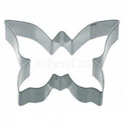 Emporte-piece - papillon 7.5 cm - metal