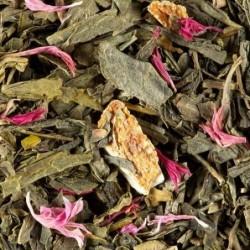 Thé vert parfumé - Damman Frères - Californie - 100g