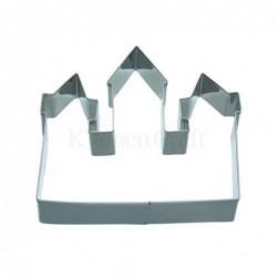 Emporte-piece - chateau - 12 cm - metal
