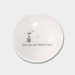 Coupelle porcelaine - East of India - Sense of wonder