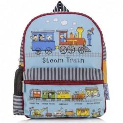 Sac à dos scolaire enfant - Tyrrell Katz - Trains