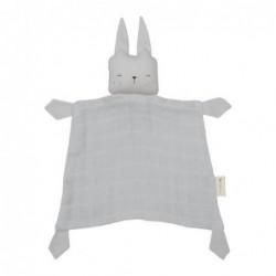Doudou Cuddle Lapin - Fabelab - Icy grey