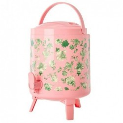 Thermos 8L avec robinet - Rice - Green Rose