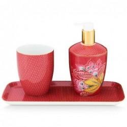 Coffret de 3 accessoires bain - Twinkle Star - Rose - Pip Studio