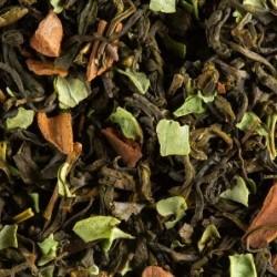 Thé vert parfumé - Damman Frères - Dolce Riviera - 100g