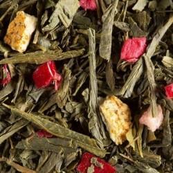 Thé vert parfumé - Damman Frères - Palm Beach - 100g
