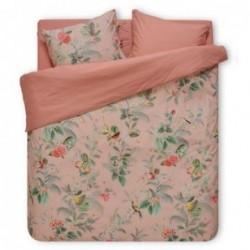 Housse de couette 200 x 200 et Taies d'oreiller 65x65 - Floris Pink
