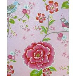 Papier peint Pip Studio - Birds in Paradise Pink - ref 300160