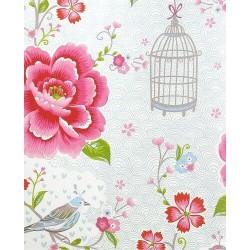 Papier peint Pip Studio - Birds in Paradise Ecru - ref 300161