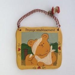 Prompt rétablissement Bobo - Gnomy's Friends by Anne Kabouke