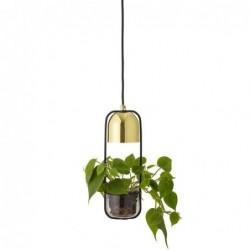 Lampe suspension plante - Bloomingville