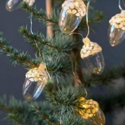 Guirlande lumineuse LED - Sirius - Celina acorn - 8 LED