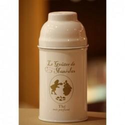 Boite Métal - Le Goûter de Stanislas - Thé noir parfumé - 90g