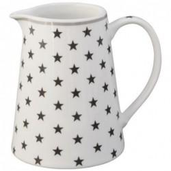 Crémier - Krasilnikoff - Blanc étoile anthracite