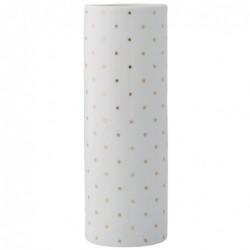 Vase - Bloomingville - Gold dots