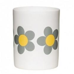 Photophore - Bloomingville - fleurs moutardes