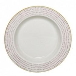 Assiette a soupe Susie - Bloomingville - Pois rouges - 25cm