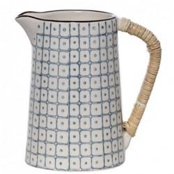 Pot à lait - Bloomingville - Elizabeth - dusty blue