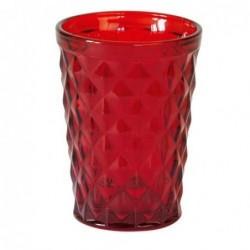 Verre - Greengate - Diamond red
