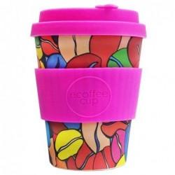Travel Mug - Ecoffee cup - Waterfall - Couleur café - 340 ml