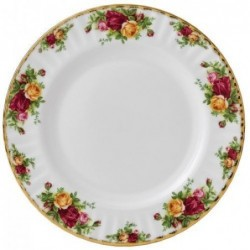 Assiette - Old Country Roses - Royal Albert - 27 cm