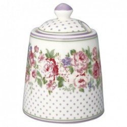 Sucrier - Greengate - Rose white