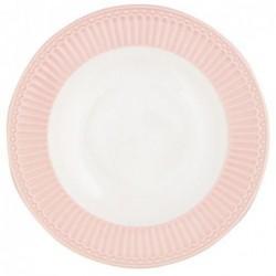Assiette creuse - Greengate - Alice rose