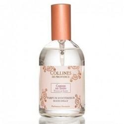 Parfum d'intérieur en spray - Secrets d'Armoire - Caresse de Satin - Collines de Provence - 100ml