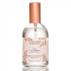 Parfum d'intérieur en spray - Secrets d'Armoire - Voile de Cachemire - Collines de Provence - 100ml