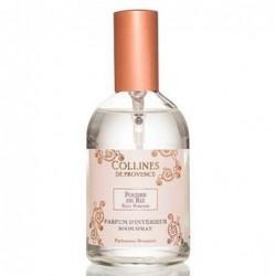 Parfum d'intérieur en spray - Secrets d'Armoire - Poudre de riz - Collines de Provence - 100ml