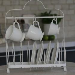 Porte tasse et assiette - Chic Antique