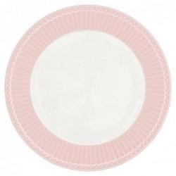 Assiette - Greengate - Alice rose