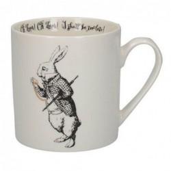 Mug - Alice in wonderland - Lapin blanc